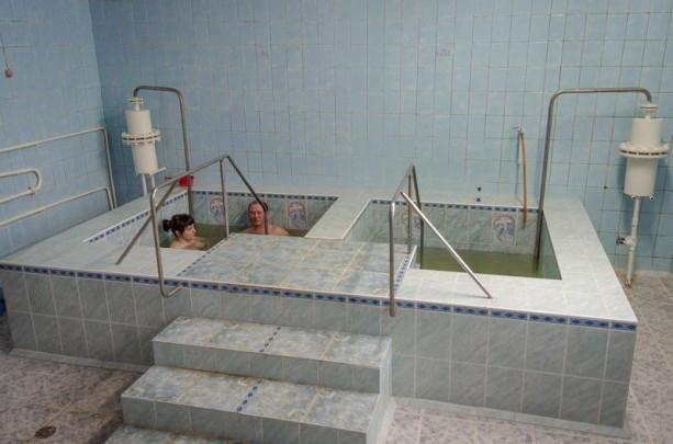 Контрастная ванна