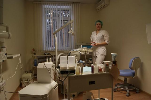 Кабинет стоматолога