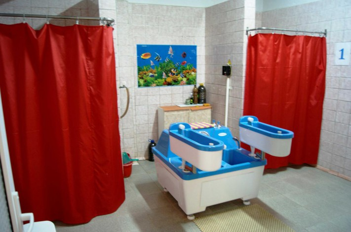 4х-камерные ванны